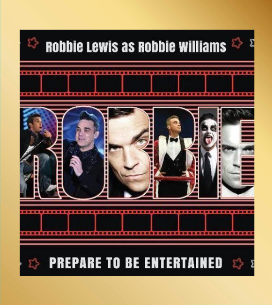 Christmas with Robbie Williams at Shan's