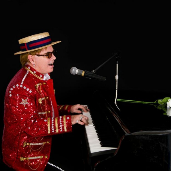 Elton John Tribute at Shan's