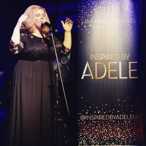 Inspired By Adele Tribute at Shans