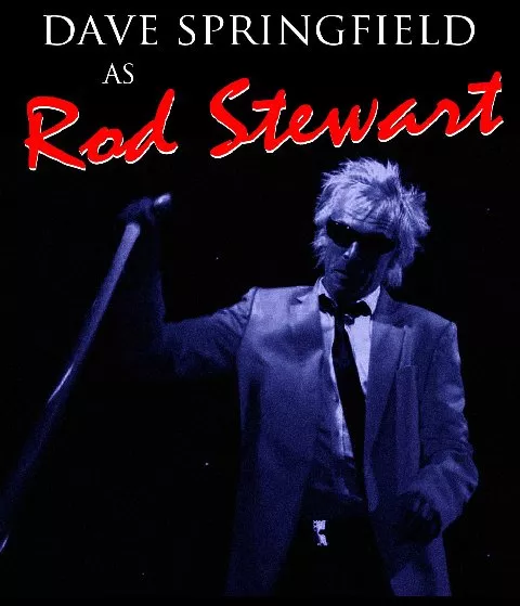Rod Stewart Tribute by Dave Springfield at Shan's