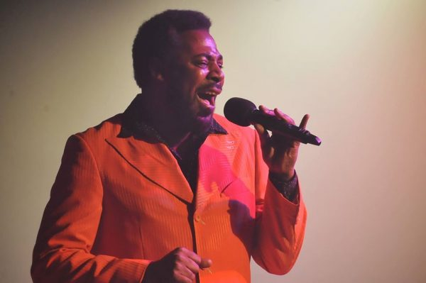 Barry White TRibute at Shan's